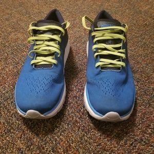 HOKA ONE ONE Mens Cavu 2 Running Shoes Size 12